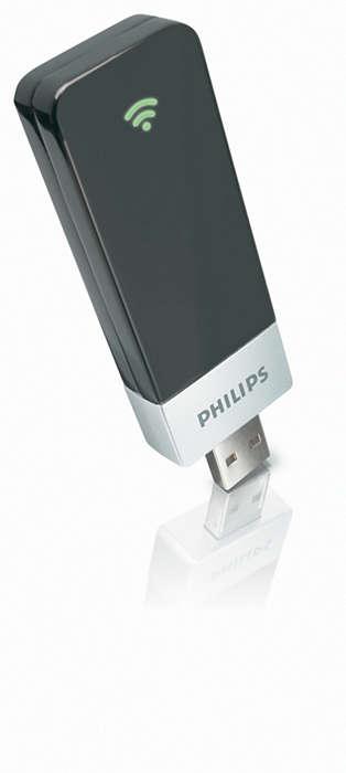 Kablosuz USB Adaptörü