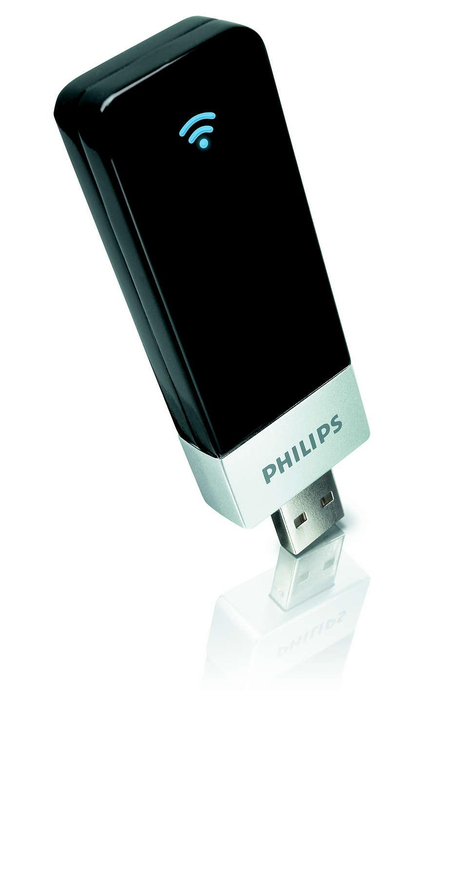 Adattatore USB wireless