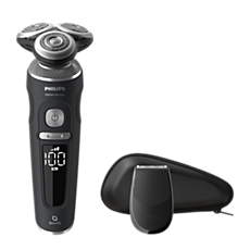 SP9810/19 Shaver S9000 Prestige Wet & dry electric shaver, Series 9000