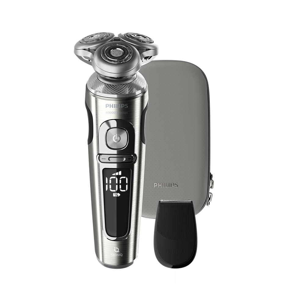 Oplev verdens tætteste elektriske barbering