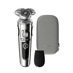 Shaver S9000 Prestige Ultimate Closeness and Comfort