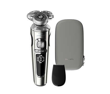 Experience the world's closest electric shave