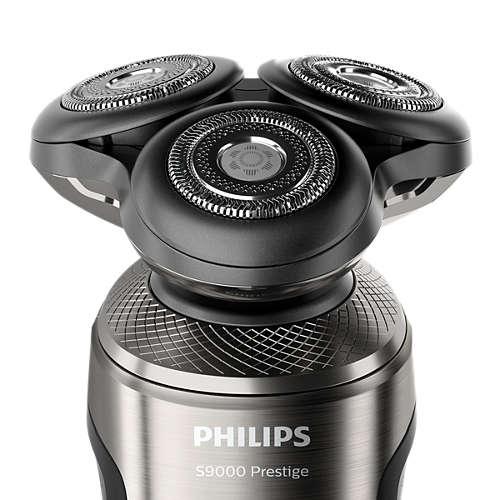 Golarka Philips SP9860/13 Golarka elektr. serii 9000 — gol. na sucho i mokro