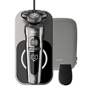 Shaver S9000 Prestige Rasoir électrique peau sèche ou humide, Series9000
