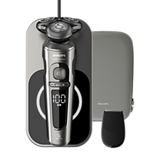 SP9860/13 Shaver S9000 Prestige Wet & Dry elektrisk barbermaskin, Series 9000