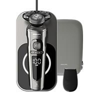 Shaver S9000 Prestige Aparat de bărbierit electric umed & uscat seria 9000