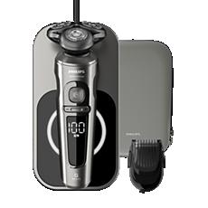 SP9860/16 -   Shaver S9000 Prestige Elektrischer Nass- und Trockenrasierer, Series9000