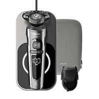 Elektr. Nass- und Trockenrasierer, Series9000