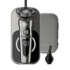 SP9860/17 Shaver S9000 Prestige 습식 및 건식 전기 면도기, Series 9000