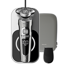 SP9861/13 Shaver S9000 Prestige ウェット&ドライ電気シェーバー S9000 プレステージ