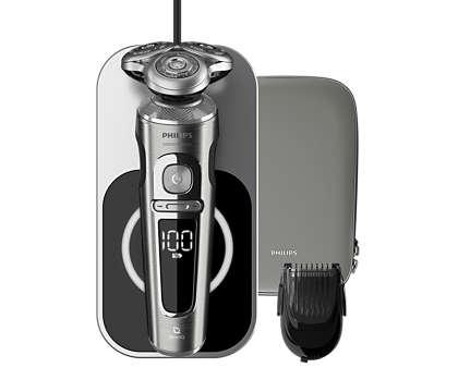 Iskusite najglađe brijanje električnim aparatom