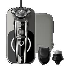 SP9862/14 Shaver S9000 Prestige Nat en droog elektrisch scheerapparaat, 9000-serie