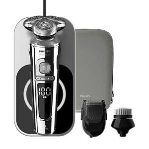 Rasoir Série 9000 Prestige Rasoir électrique 100% étanche, Series9000