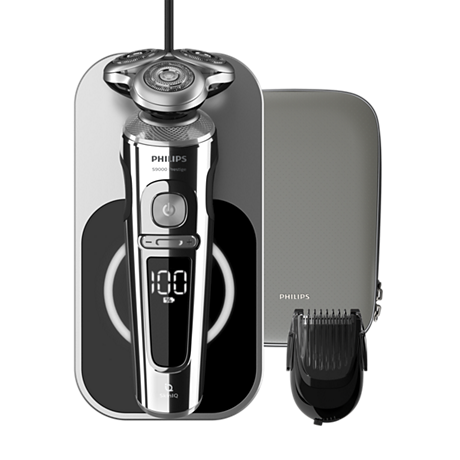 Prestige 9000 with wireless Qi charging