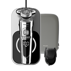 SP9863/16 -   Shaver S9000 Prestige ウェット&ドライ電気シェーバー S9000 プレステージ