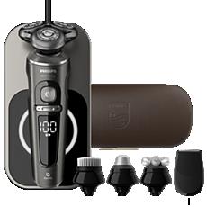 SP9880/61 Shaver S9000 Prestige Wet & dry electric shaver, Series 9000
