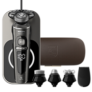 Shaver S9000 Prestige 乾濕兩用電鬚刨,9000 Prestige系列