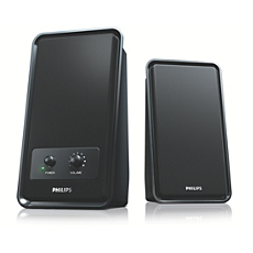 SPA1210/00  Multimedialuidsprekers 2.0