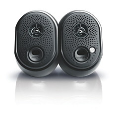SPA1250/97  Notebook USB speakers