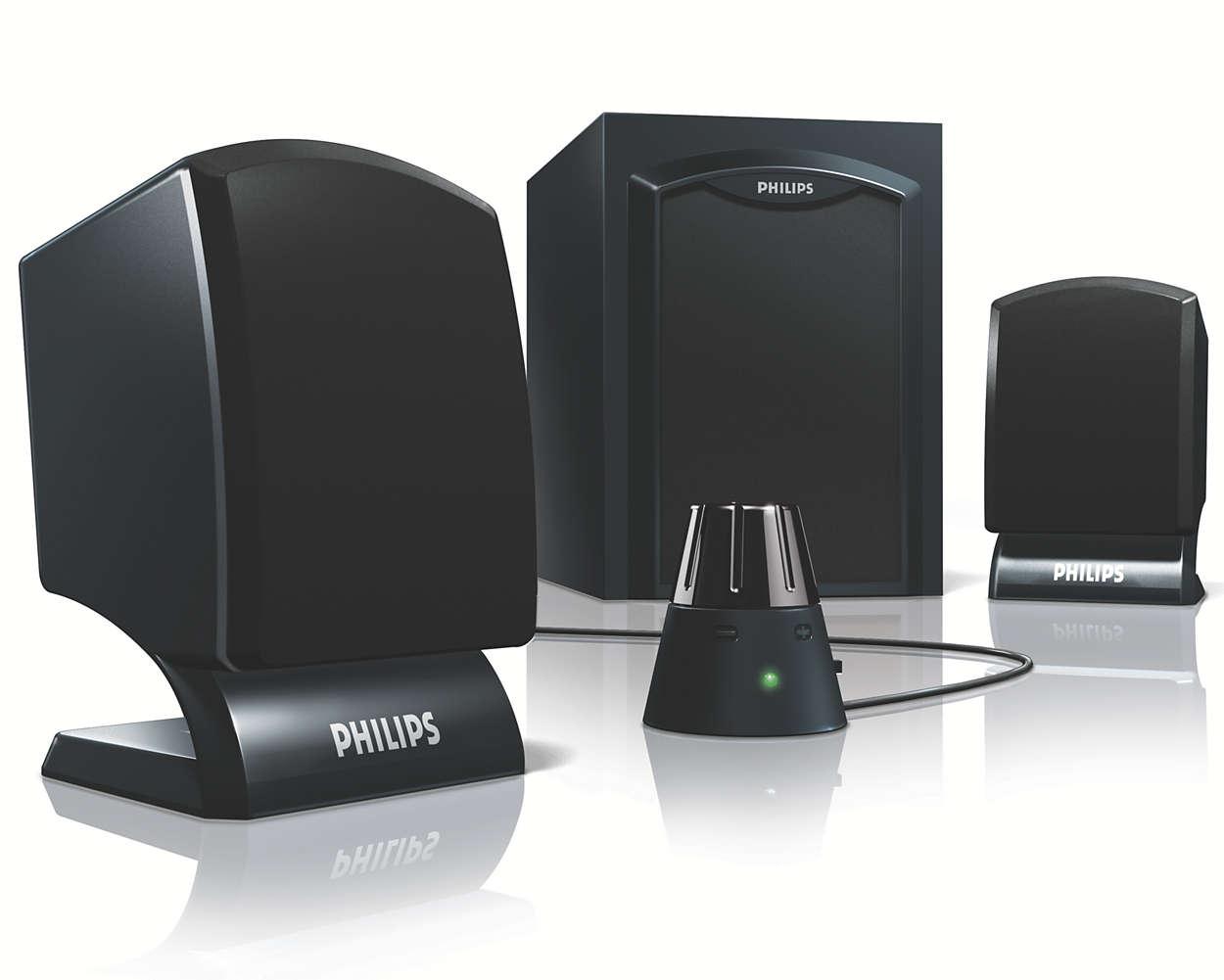 Solución de sonido inteligente