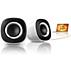 Altavoces multimedia 2.0