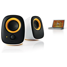 SPA2210/27  Notebook USB speakers