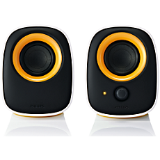 SPA2210/97  Notebook USB speakers