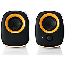 SPA2210/97  USB Notebook speakers