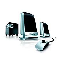 SPA2300/79  Multimedia Speakers 2.1