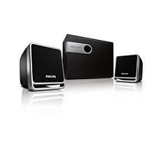 SPA2341/10  Multimedia Speakers 2.1