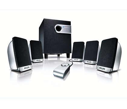 Slimme Surround Sound-oplossing