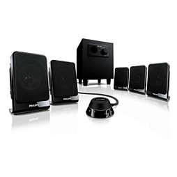 Multimedia-Lautsprecher 5.1