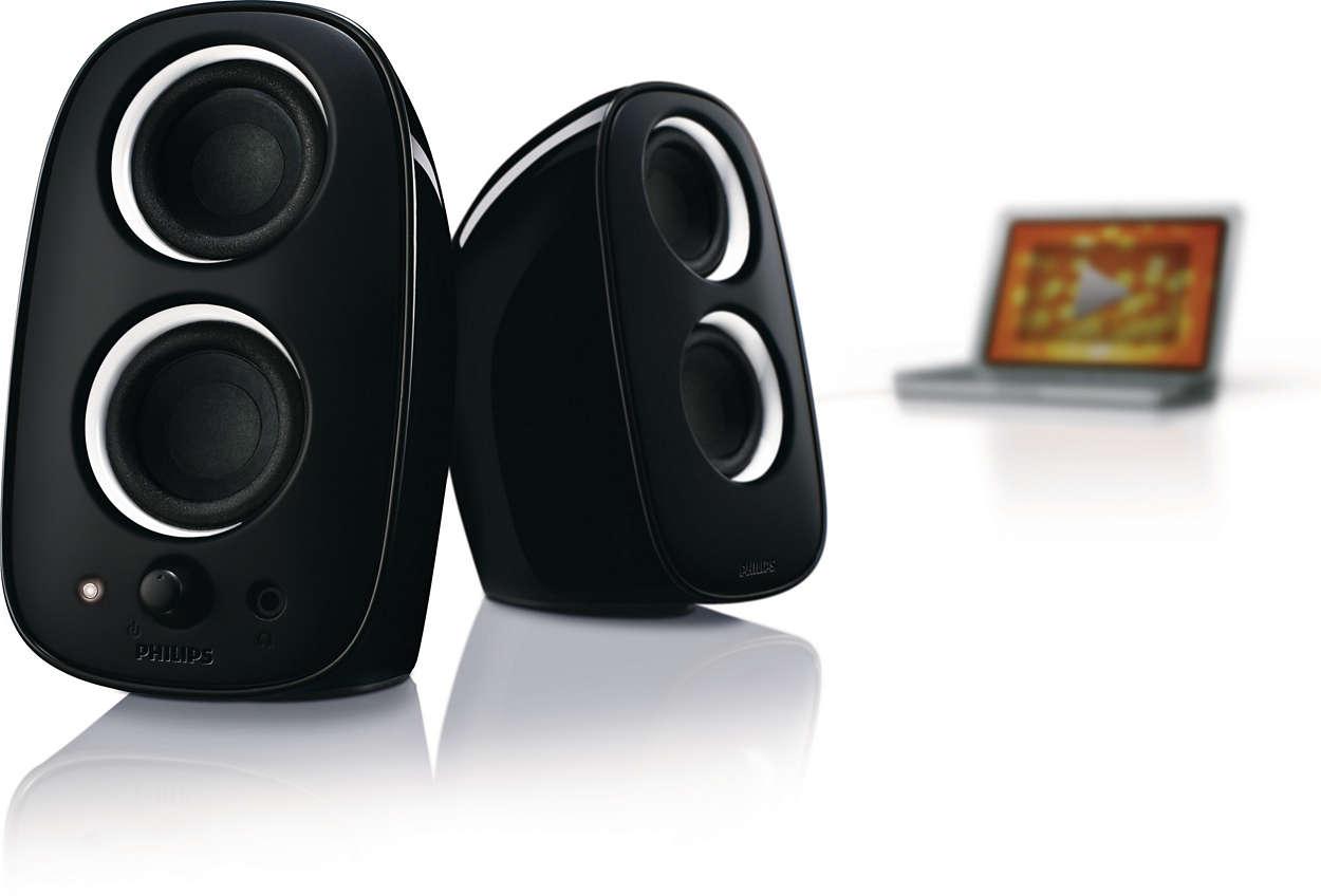 Стильный внешний вид и высокое качество звука