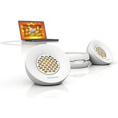 SPA3251/10 -    Altavoces USB para notebooks