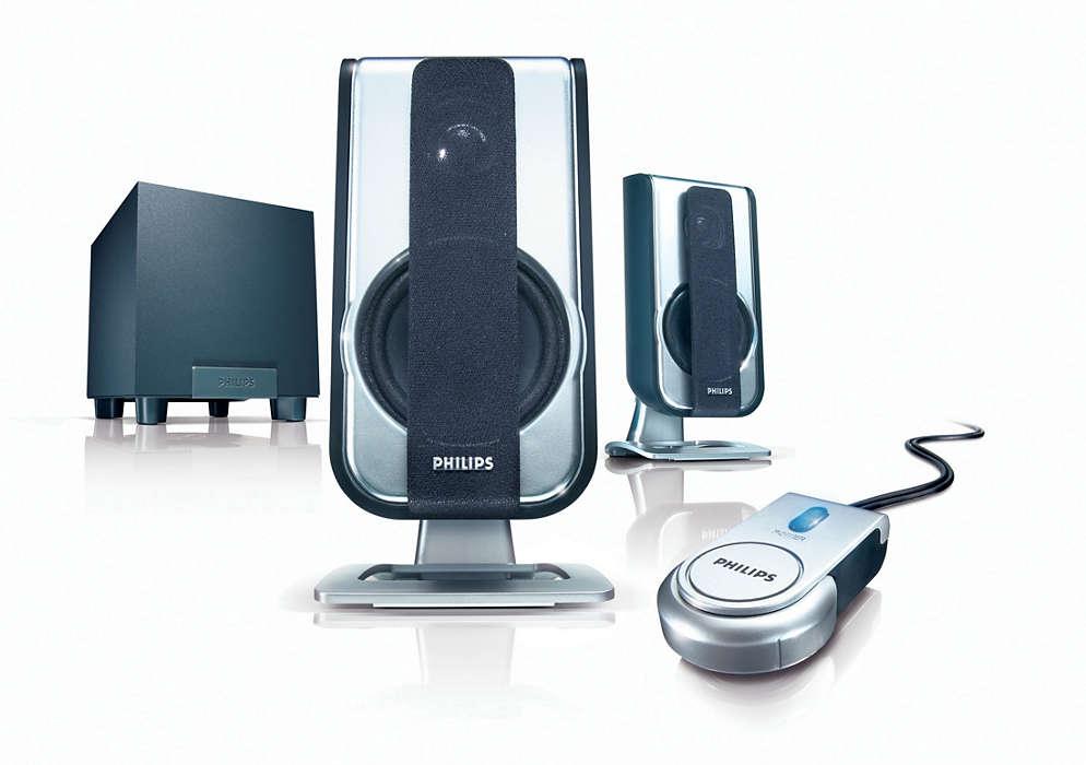 Hi-fidelity sound