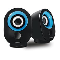 SPA50B/94  Notebook USB speakers