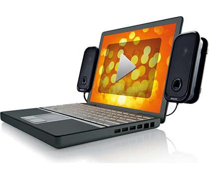 筆記型電腦的絕妙搭配