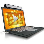 Zestaw głośnikowy SoundBar do laptopa