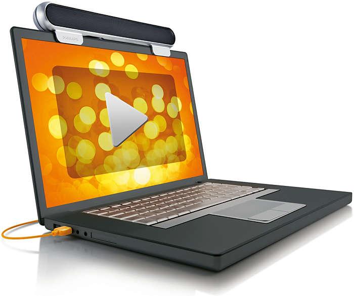 Маленькая суперзвезда на экране вашего ноутбука