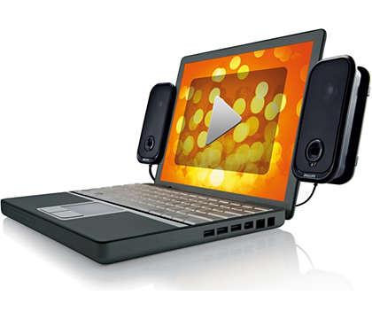 Zaczep na ekran laptopa