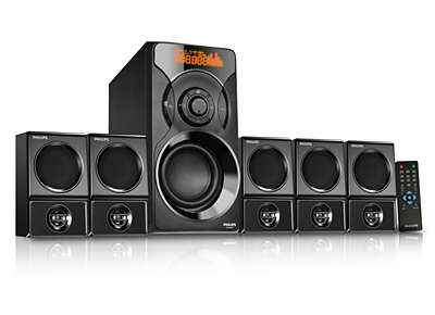 Home Audio System Review