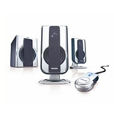 SPA7300/00 -    Multimedia Speakers 2.1