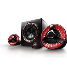 SPA7380/12  Multimedia Speakers 2.1