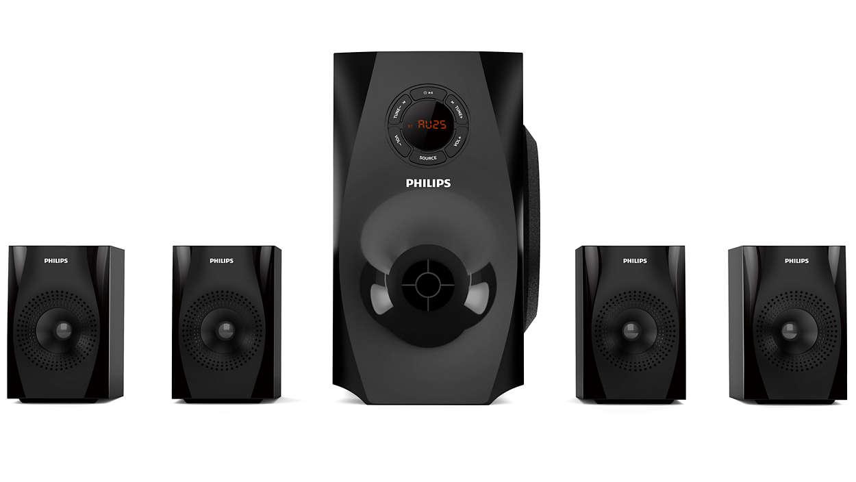 Multimedia Speaker 41 Spa8150b 94 Philips Esv00344 Circuit Diagram Scaricare