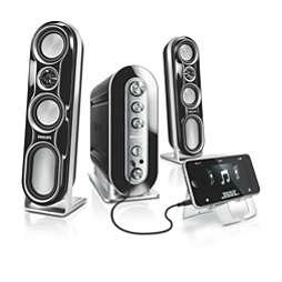 Multimedia Speakers 2.0