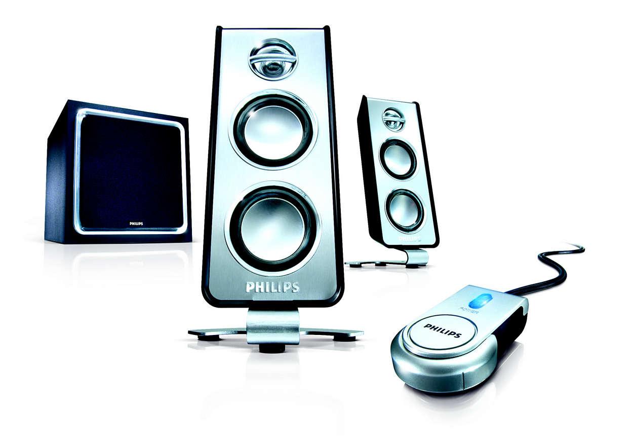 Fantastisk lyd og design