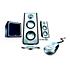Multimédiás hangszórók 2.1