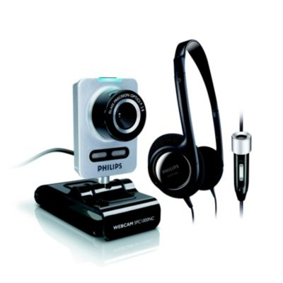 Philips SPC1000NC/27 Webcam Descargar Controlador