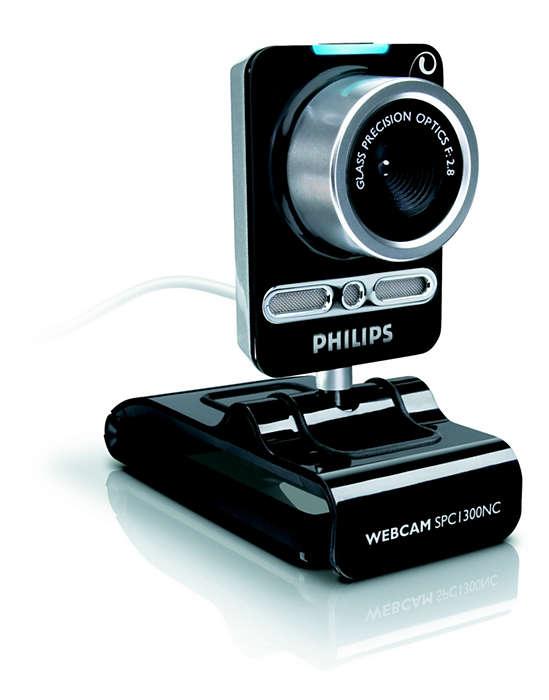 Video HD a čistá kvalita zvuku