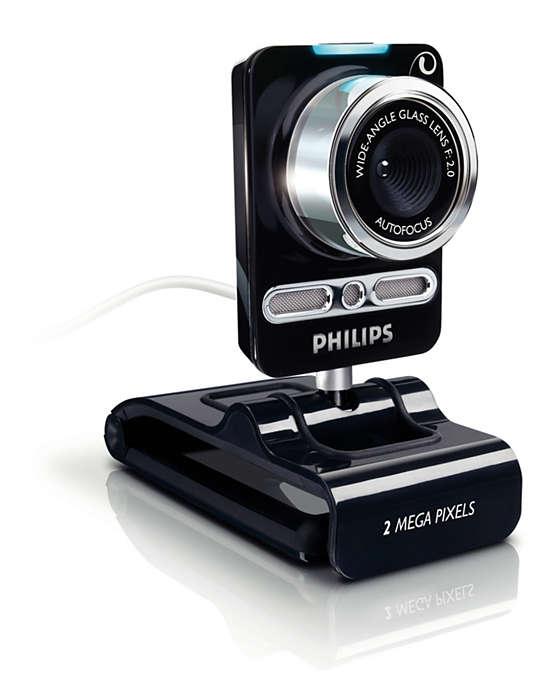 Enjoy high quality video chat